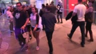 Kevin Connolly departs from RangersKings Game 1 at Staples Center on June 04 2014 in Los Angeles California