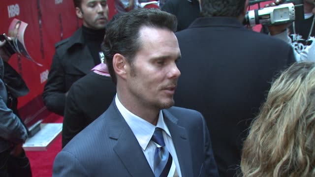Kevin Dillon at the 'Entourage' Fourth Season Premiere at Ziegfeld Theatre in New York New York on June 14 2007