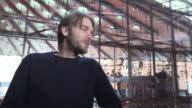 INTERVIEW Kevin Ford on being in Berlin and on making experimental films at Berlin Film Festival 'The Bomb ' Interviews at Berlinale Palast on...
