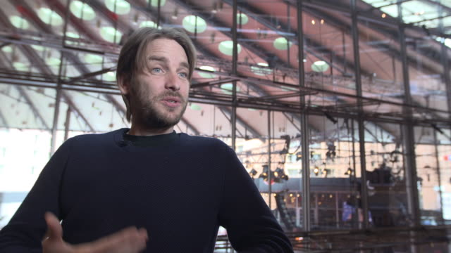 INTERVIEW Kevin Ford on showing the film to an audience at Berlin Film Festival 'The Bomb ' Interviews at Berlinale Palast on February 11 2017 in...