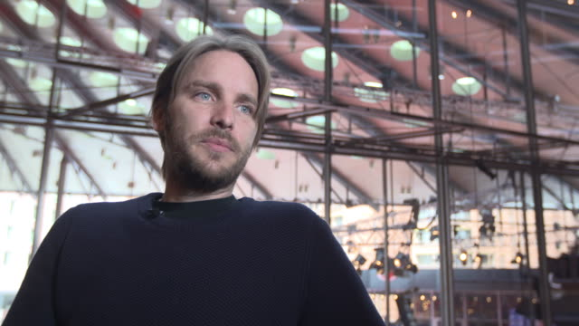 INTERVIEW Kevin Ford on the possibility of increasing the amount of nuclear weapons in Russia and United States at Berlin Film Festival 'The Bomb '...