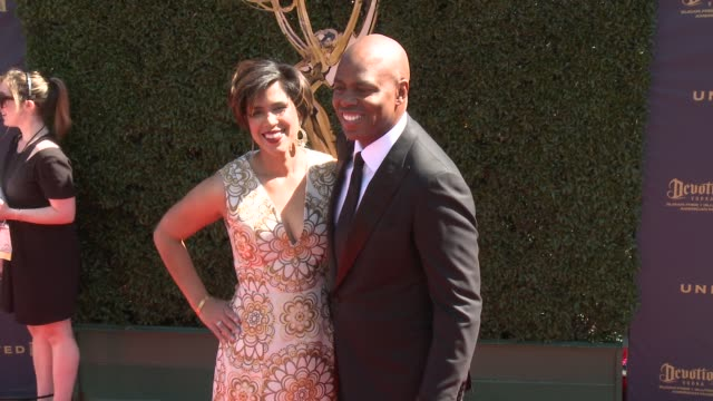 Kevin Frazier at the 44th Annual Daytime Emmy Awards at Pasadena Civic Auditorium on April 30 2017 in Pasadena California