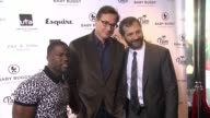 Kevin Hart Bob Saget Judd Apatow at Jerry Seinfeld Hosts Inaugural Baby Buggy Fatherhood Lunch in Los Angeles CA