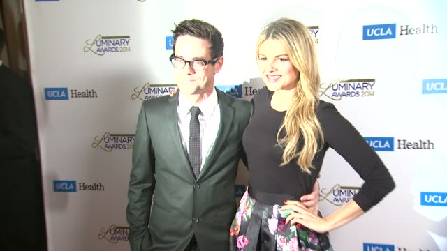 Kevin Manno Ali Fedotowsky at UCLA Head Neck Surgery Luminary Awards at Regent Beverly Wilshire Hotel on in Beverly Hills California