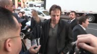 Kevin Nealon greets fans while arriving at the Arrested Development Season 4 Premiere in Hollywood 04/29/13