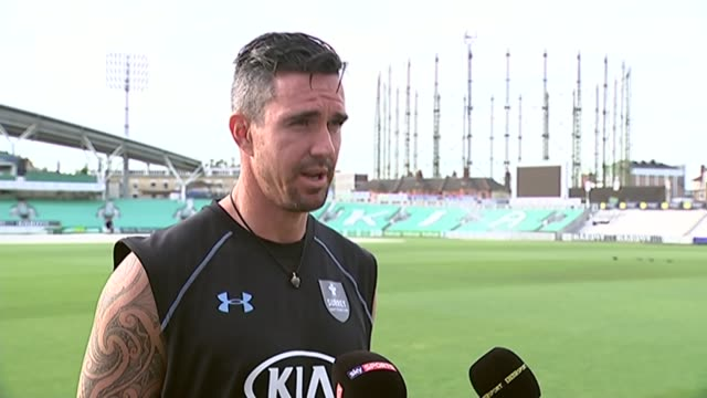 Kevin Pietersen in top form prior to meeting with new England boss Andrew Strauss Kevin Pietersen interview SOT I have this burning desire to play...