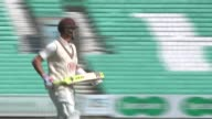 Kevin Pietersen not selected for England team ENGLAND London The Oval EXT Kevin Pietersen towards onto pitch with team as asked for reaction to not...