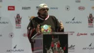 SPEECH Kevin Smith at TCL Chinese Theatre on July 18 2017 in Hollywood California