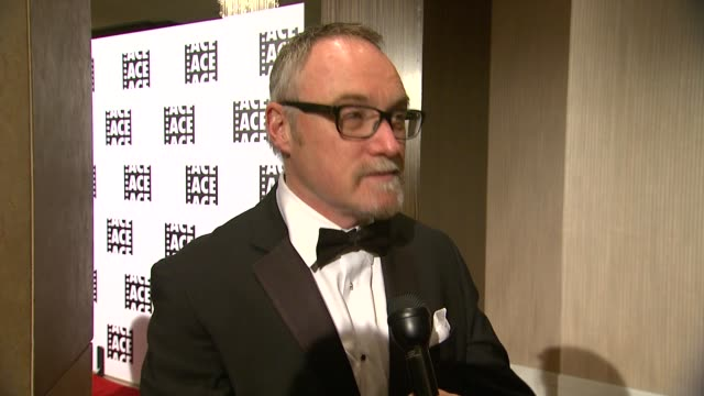 INTERVIEW Kevin Tent on the event at 64th Annual ACE Eddie Awards in Los Angeles CA