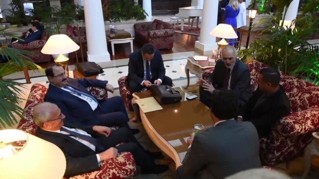 Key players in Syria's war gathered in Kazakhstan on Thursday for a fresh round of talks aimed at pushing a Russian led plan to ease fighting on the...
