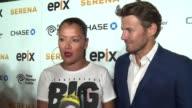 INTERVIEW Keytt Lundqvist and Alex Lundqvist at The Premiere Of EPIX Original Documentary 'Serena' Arrivals at SVA Theater on June 13 2016 in New...