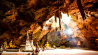 Khaoluang cave, (Timelapse)