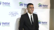 Khleo Thomas at the Habitat For Humanity Of Greater Los Angeles Builders Ball at Beverly Wilshire Four Seasons Hotel in Beverly Hills in Celebrity...
