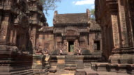 PAN / Khmer Hindu temple Banteay Srei