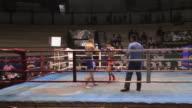 WS Kickboxing match, Bangkok, Thailand