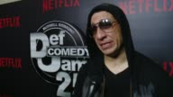 INTERVIEW Kid Capri on how Def Comedy Jam influenced his career impact on comedy why people love it why he is here tonight at Netflix Presents 'Def...