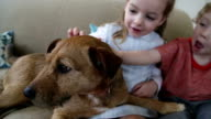 Kids and their Doggy