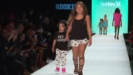 CLEAN Kids Rock September 2016 New York Fashion Week at The Dock Skylight at Moynihan Station on September 08 2016 in New York City