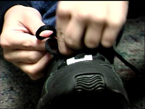 Kids & Shoelace… always fun! 2
