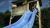 Kids sliding (Shot on Red)