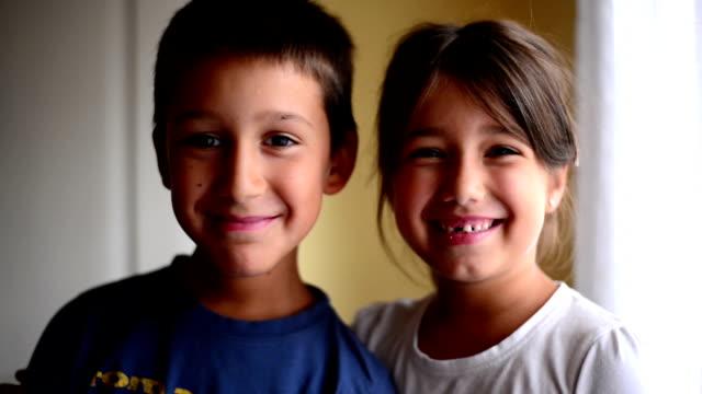 Kids Smilling