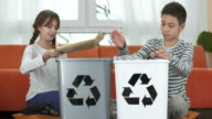 HD DOLLY: Kids Sorting Plastic Bottles