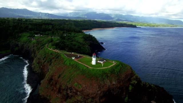 Kilauea Point Lighthouse Kauai Hawaii