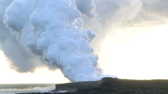 HD, NTSC: Kilauea volcano (video)