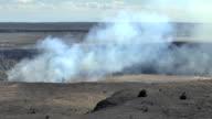 Kilauea Volcano - Volcanoes National Park, Hawaii