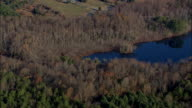 Killen Pond State Park  - Aerial View - Delaware,  Kent County,  United States