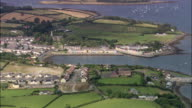 Killyleagh Harbour And Castle