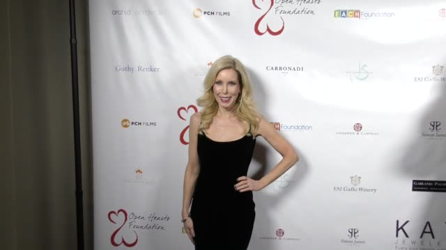 Kim Campbell at The 2017 Open Hearts Gala at SLS Hotel on October 21 2017 in Beverly Hills California