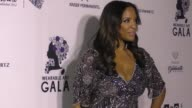 Kim Lewis at The Wearable Art Gala at California African American Museum on April 29 2017 in Los Angeles California