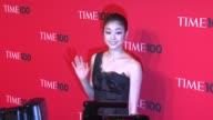 Kim YuNa at the 2010 Time 100 Gala at New York NY