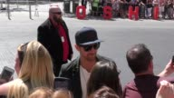 Kip Moore arriving to the 52nd Academy Of Country Music Awards in Celebrity Sightings in Las Vegas