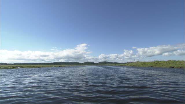 Kiritappu Wetland Wetland, Hamanaka-cho Akkeshi-Hokkaido prefectural Natural Park Hokkaido