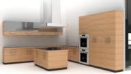 Kitchen Interior ( Loopable)