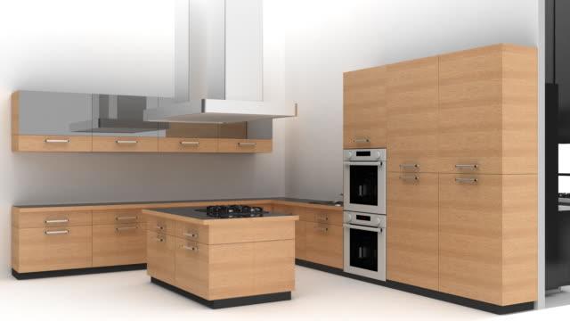 Kitchen Interior ( Loopable)