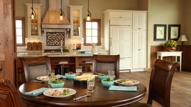 WS kitchen of suburban home