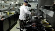 Kitchen Workers