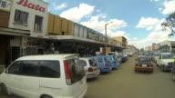 Kitwe Zambia Downtown Drive