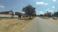 Kitwe Zambia Driving - Chingola Rd