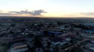 Kitwe Zambia Sunset -Reverse