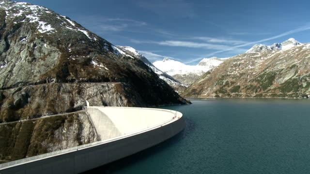 Kölnbreinsperre, reservoir dam