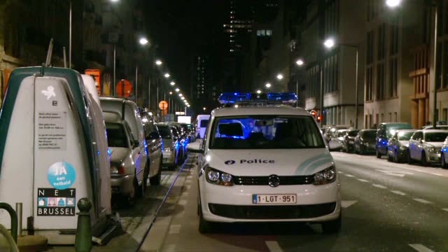 A knife wielding man attacked a soldier in Brussels on Friday before being neutralised by troops present at the scene Belgian authorities said