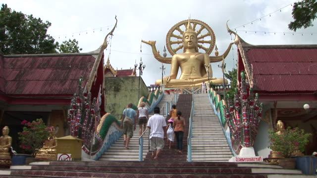 Ko Samui, ThailandBig Buddha temple in Ko Samui Thailand