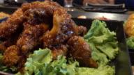 Korea gebakken kip