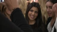 Kourtney Kardashian and Brian Bowen Smith at De Re Gallery Casamigos Tequila Host The Opening Of Brian Bowen Smith's WILDLIFE Show at De Re Gallery...
