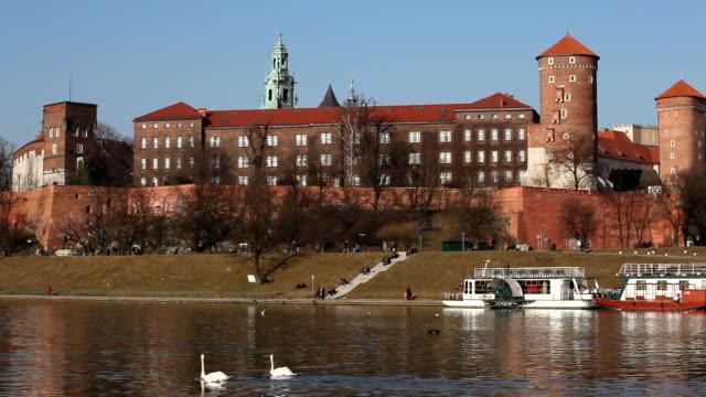 Krakow by spring