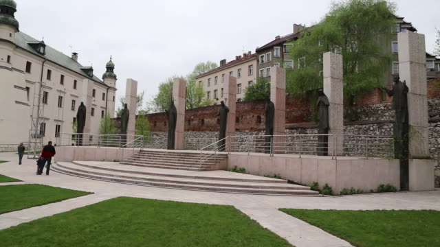 Krakow, Church of St Michael the Archangel (Skalka), Altar of the Three Millenia